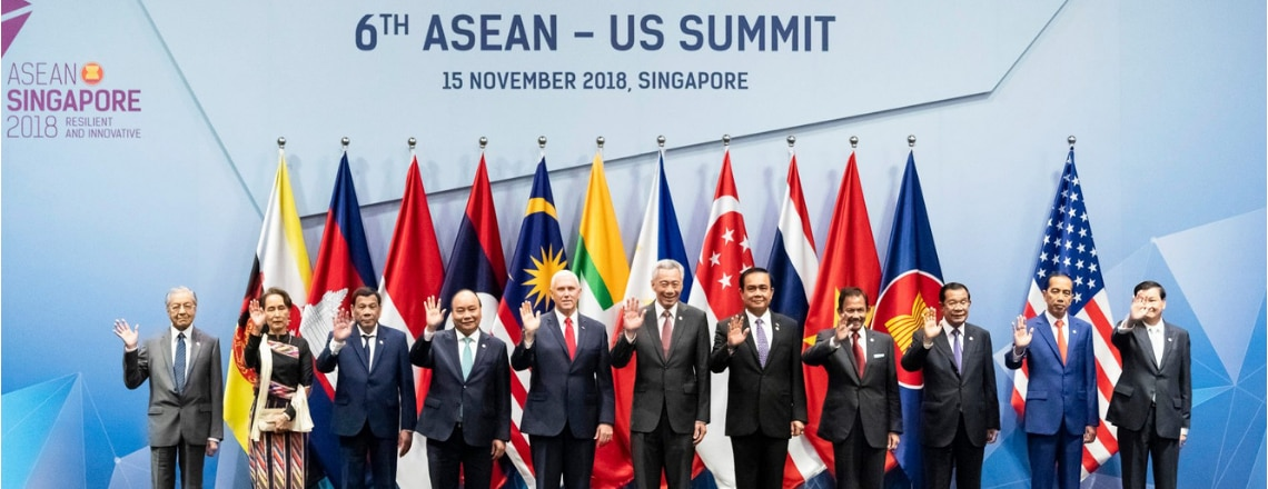 ASEAN-United States Leaders' Statement on Cybersecurity Cooperation