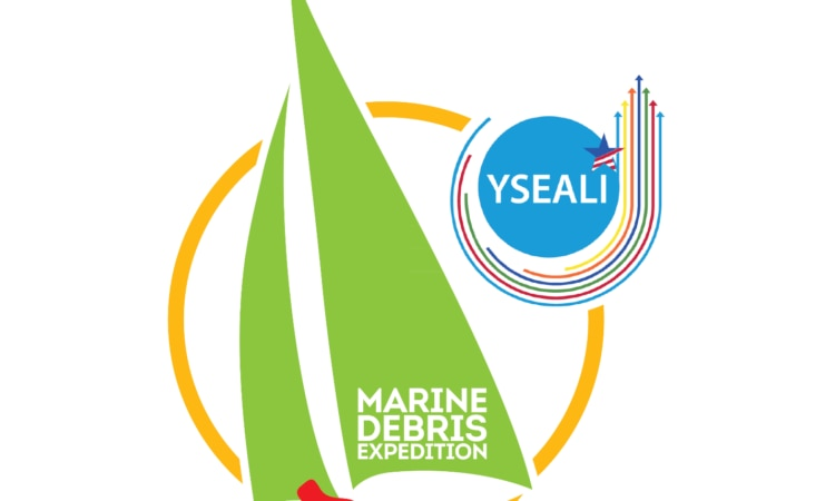 YSEALI Marine Debris Expedition_Logo